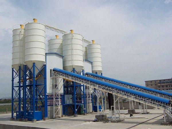 Operate Concrete Mixing Plants Safely