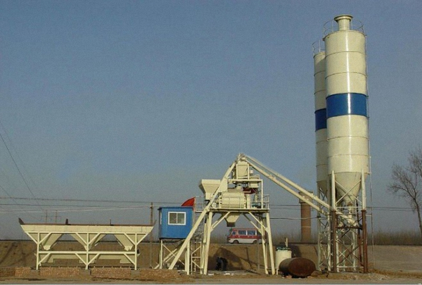 Demand of Electrical System for Small Concrete Mixing Plants