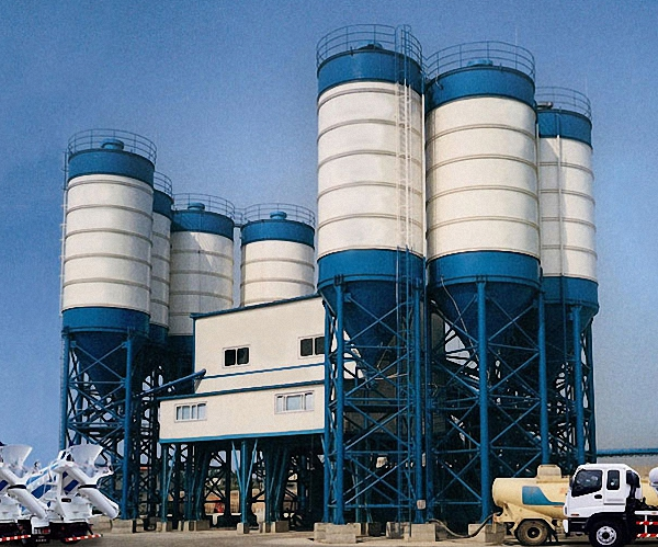 Reduce the Maintenance Cost of Concrete Mixer Plants