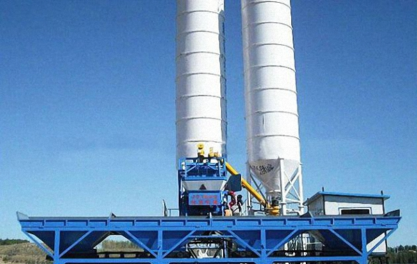problem buying concrete mixing plant
